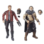 Marvel  Guardians of the galaxy  Vol 2 Legends Star Lord and Ego 2 Pack